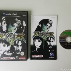 Videogiochi e Consoli: SOUL CALIBUR 2 II NINTENDO GAMECUBE. Lote 204732186