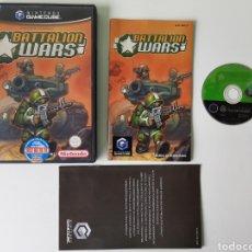 Videojogos e Consolas: BATTALION WARS NINTENDO GAMECUBE. Lote 204732397
