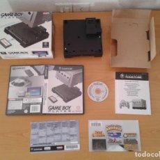 Videojuegos y Consolas: NINTENDO GAMECUBE GAME BOY PLAYER DOL-017 ORIGINAL COMPLETO CIB PAL NEAR MINT R10973. Lote 204972852