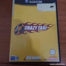 Videojuegos y Consolas: CRAZY TAXI GAMECUBE SIN MANUAL. Lote 205796147
