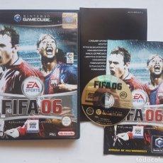 Videojuegos y Consolas: FIFA 06 GAMECUBE. Lote 205866722