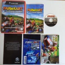 Videojuegos y Consolas: MARIO KART DOUBLE DASH NINTENDO GAMECUBE. Lote 206556598