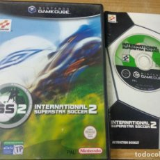 Videojuegos y Consolas: INTERNATIONAL SUPERSTARSOCCER 2 - GAMECUBE - GAME CUBE NINTENDO - PAL UK. Lote 210209182