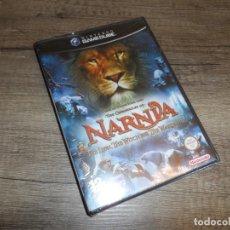Videojuegos y Consolas: NINTENDO GAMECUBE LAS CRÓNICAS DE NARNIA PAL ESP PRECINTADO. Lote 210710612