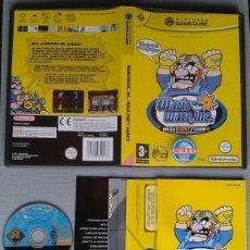 Videojuegos y Consolas: NINTENDO GAMECUBE WARIO WARE INC MEGA PARTY COMPLETO CAJA Y MANUAL CIB PAL ESP R11200. Lote 210834657