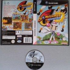 Videojuegos y Consolas: JUEGO NINTENDO GAMECUBE BOMBERMAN GENERATION INCLUYE CAJA PAL ESPAÑA R11201. Lote 210834670