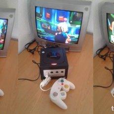Videojuegos y Consolas: CONSOLA NINTENDO GAMECUBE DOL-001 COMPLETA PLENO FUNCIONAMIENTO PAL VER R11207. Lote 211415854
