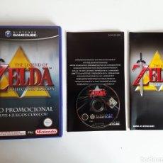 Videojuegos y Consolas: ZELDA COLLECTOR'S EDITION NINTENDO GAMECUBE. Lote 278316553