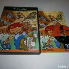 Videogiochi e Consoli: ROCKET POWER BEACH BANDITS NINTENDO GAMECUBE PAL ESPAÑA COMPLETO. Lote 214820640