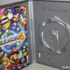 Videojuegos y Consolas: ESTUCHE E INSTRUCCIONES DE MARIO DE GAME CUBE. Lote 215062831
