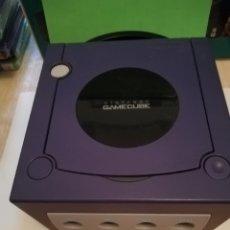 Videojuegos y Consolas: CONSOLA GAMECUBE+JUEGOS+MANDO+CABLES. Lote 217773705