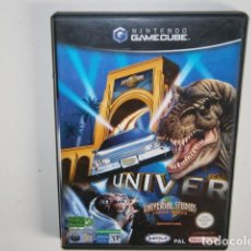 Videojuegos y Consolas: UNIVERSAL STUDIOS THEME PARKS ADVENTURE GAMECUBE. Lote 217979781