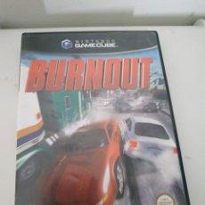 Videogiochi e Consoli: BURNOUT PAL DE ESPAÑA GAMECUBE GAME CUBE. Lote 219151970
