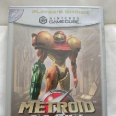 Videogiochi e Consoli: METROID PRIME PAL DE ESPAÑA GAMECUBE GAME CUBE. Lote 219154908