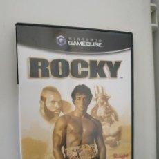Videojuegos y Consolas: ROCKY PAL DE ESPAÑA GAMECUBE GAME CUBE. Lote 219155462