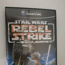 Videojuegos y Consolas: STAR WARS LAS GUERRAS CLON PAL DE ESPAÑA GAMECUBE GAME CUBE. Lote 219156557
