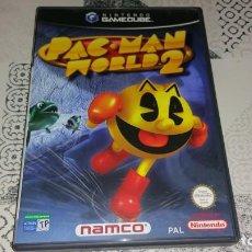 Videojuegos y Consolas: PACMAN WORLD 2 GAMECUBE PAL ESPAÑA. Lote 219328748