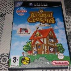 Videojuegos y Consolas: ANIMAL CROSSING GAMECUBE PAL ESPAÑA. Lote 219380107