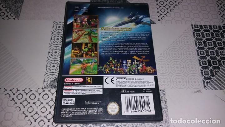 Videojuegos y Consolas: STARFOX ADVENTURES GAMECUBE PAL ESPAÑA COMPLETO - Foto 2 - 219380991