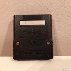 Videojuegos y Consolas: MEMORY CARD 251 BLOQUES NINTENDO GAMECUBE. Lote 221006035