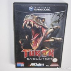 Videojuegos y Consolas: TUROK EVOLUTION GAMECUBE. Lote 221086055
