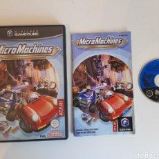 Videogiochi e Consoli: MICRO MACHINES MICROMACHINES NINTENDO GAMECUBE. Lote 221318361