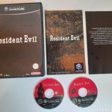 Videojuegos y Consolas: RESIDENT EVIL NINTENDO GAMECUBE. Lote 221318456