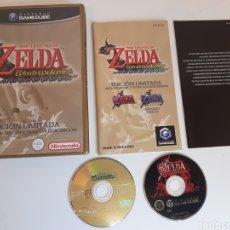 Videojuegos y Consolas: ZELDA WIND WAKER LIMITED EDITION NINTENDO GAMECUBE. Lote 221318490