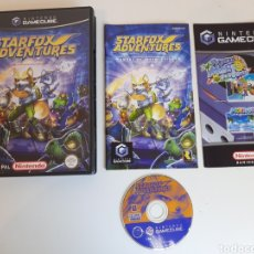 Videogiochi e Consoli: STARFOX ADVENTURES NINTENDO GAMECUBE. Lote 221318545