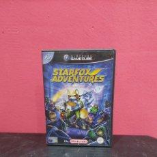 Videojuegos y Consolas: STARFOX ADVENTURES PARA NINTENDO GAMECUBE / GAME CUBE,. Lote 221524136