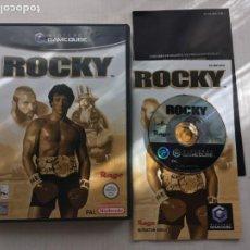 Videojuegos y Consolas: ROCKY BALBOA RAGE NINTENDO GAMECUBE NGC GC GAME CUBE KREATEN. Lote 221603718
