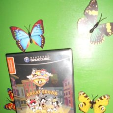 Videojuegos y Consolas: THE GREAT EDGAR HUNT / ANIMANIACS - GAMECUBE / NINTENDO. Lote 221681397