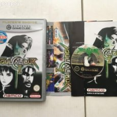 Videojuegos y Consolas: SOUL CALIBUR II 2 PLAYER CHOICE NGC NINTENDO GAMECUBE GAME CUBE GC KREATEN. Lote 221704025