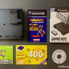 Jeux Vidéo et Consoles: GAME BOY PLAYER NINTENDO GAMECUBE - PERIFÉRICO MUY COTIZADO - COMPLETO CON CD COMO NUEVO. Lote 225337168