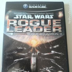 Videogiochi e Consoli: STARS WARS ROGUE LEADER GAMECUBE ENTRE Y MIRE MIS OTROS JUEGOS!!. Lote 226623165