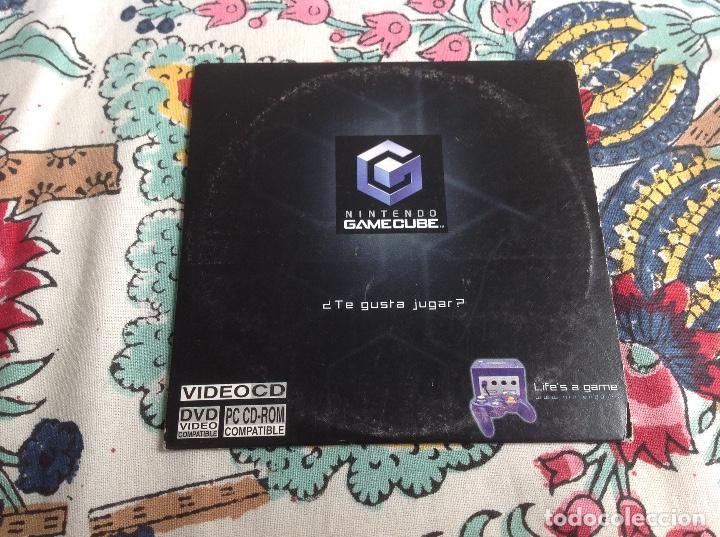 32 GAMECUBE DISCO (Juguetes - Videojuegos y Consolas - Nintendo - Gamecube)