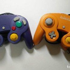 Videojuegos y Consolas: MANDOS GAMECUBE. Lote 235389210