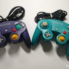 Videojuegos y Consolas: MANDOS GAMECUBE. Lote 235389240