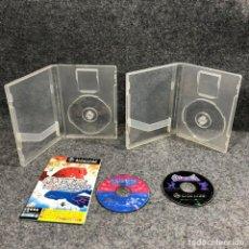 Videojuegos y Consolas: POKEMON BOX RUBI Y ZAFIRO+POKEMON COLOSSEUM NINTENDO GAME CUBE. Lote 254950510