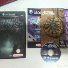 Videogiochi e Consoli: ETERNAL DARCKNESS GAMECUBE ENTRE Y MIRE MIS OTROS JUEGOS!!. Lote 240500865
