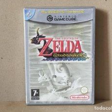 Videojuegos y Consolas: JUEGO NINTENDO GAMECUBE - PAL / ESP - THE LEGEND OF ZELDA, THE WIND WAKER - COMPLETO - GAME CUBE. Lote 241180115
