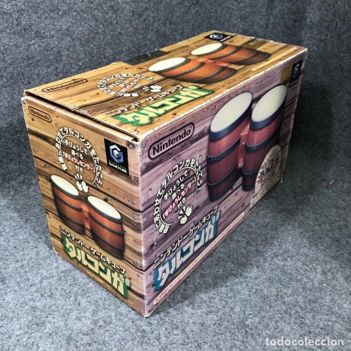 Videojuegos y Consolas: DONKEY KONGA+BONGOS NINTENDO GAME CUBE - Foto 7 - 254547560