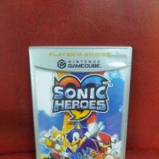 Videojuegos y Consolas: SONIC HEROES. Lote 242343395