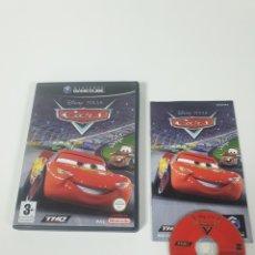 Videojuegos y Consolas: JUEGO CARS GAME CUBE NINTENDO. Lote 243043145