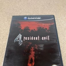 Videojuegos y Consolas: RESIDENT EVIL 4 GAMECUBE COMPLETO. Lote 243478380