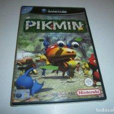 Videojuegos y Consolas: PIKMIN NINTENDO GAMECUBE PAL ESPAÑA NUEVO PRECINTADO. Lote 243482080
