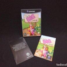 Videojuegos y Consolas: VIDEOJUEGO NINTENDO GAMECUBE - PLIGET'S BIG GAME (IDIOMA INGLES). Lote 243578885