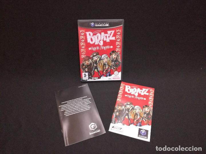 VIDEOJUEGO NINTENDO GAMECUBE - BRATZ ROCK ANGELZ (IDIOMA INGLES) (Juguetes - Videojuegos y Consolas - Nintendo - Gamecube)