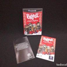 Videojuegos y Consolas: VIDEOJUEGO NINTENDO GAMECUBE - BRATZ ROCK ANGELZ (IDIOMA INGLES). Lote 243579235
