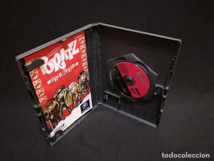 Videojuegos y Consolas: VIDEOJUEGO NINTENDO GAMECUBE - BRATZ ROCK ANGELZ (IDIOMA INGLES) - Foto 3 - 243579235